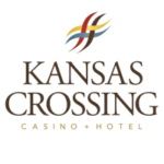 kansas crossing three line logo