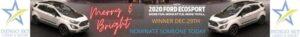 Indigo Sky Banner eco sport ford EC 2020